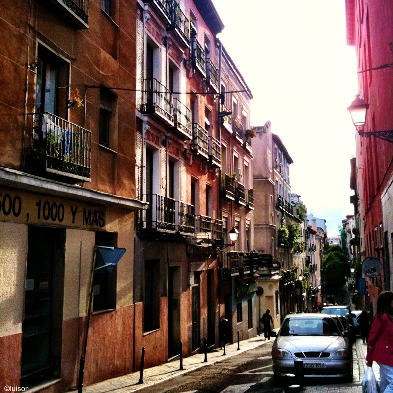 hostal calle atocha:
