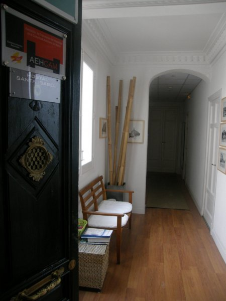 Hostal Santa Isabel | Pasillo
