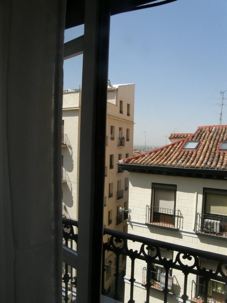Hostal Santa Isabel | Vistas