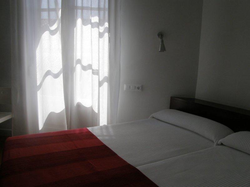 Hostal Santa Isabel | Habitacion