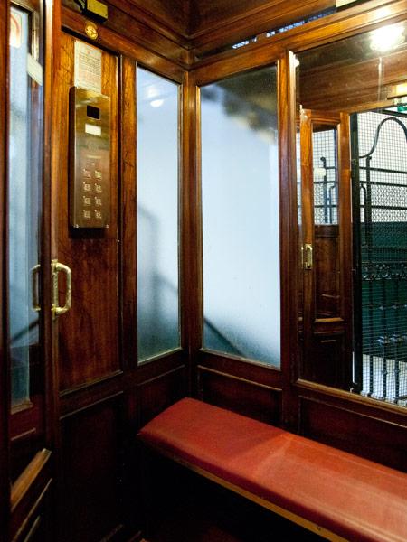 Hostal Santa Isabel | Lift